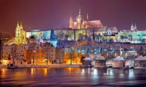 Praga, Panorama Praga, Praga Czechy, pixabay.com