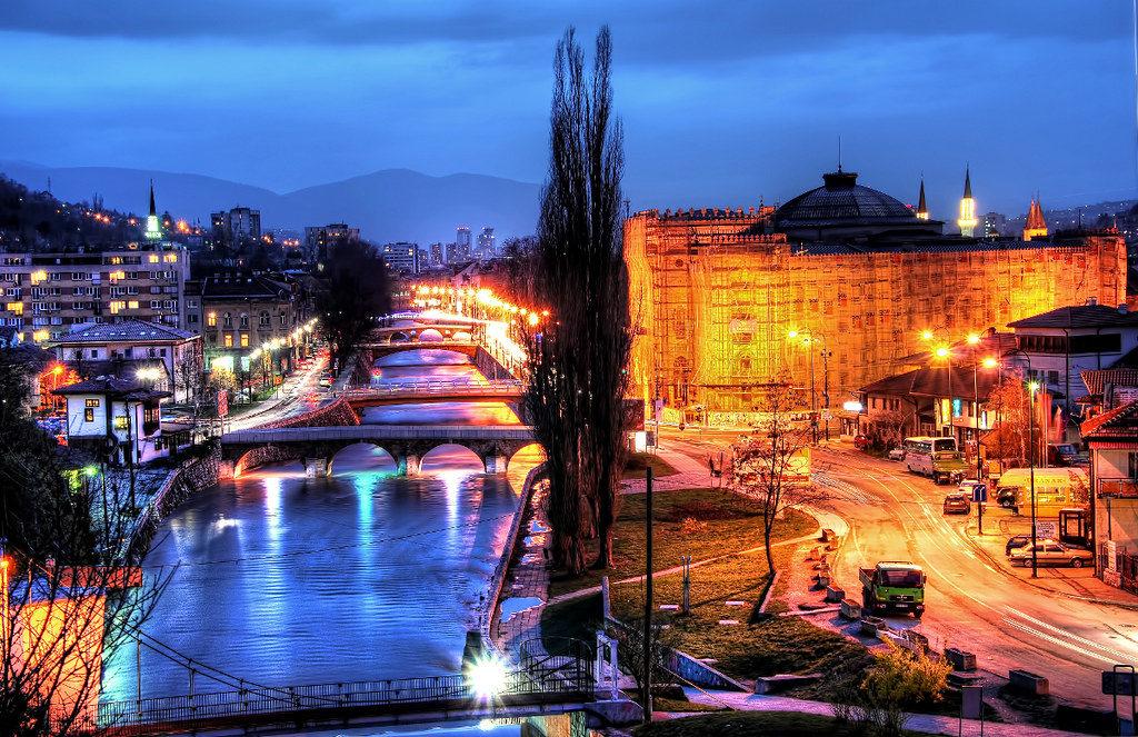 Sarajewo, Sarajevo