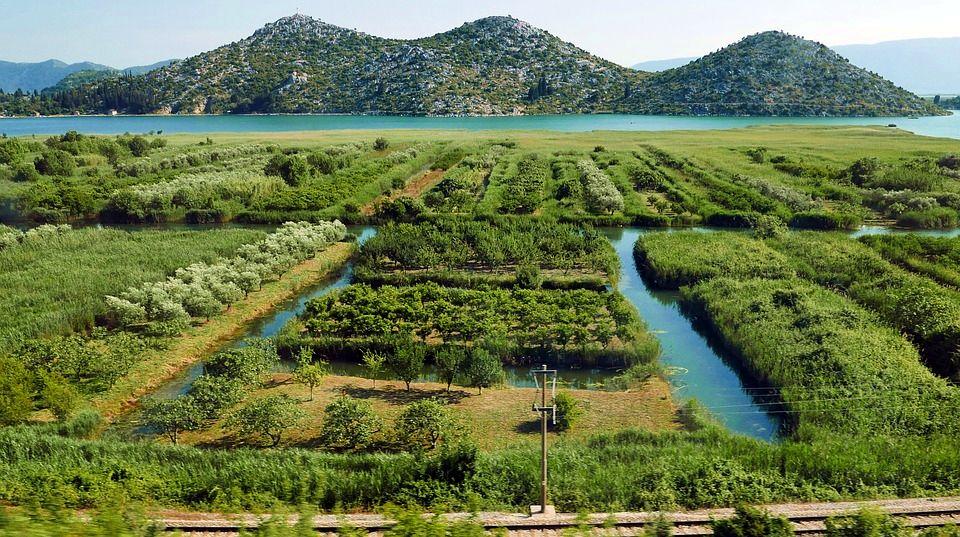 Dolina Neretwy, Chorwacja Neretwa