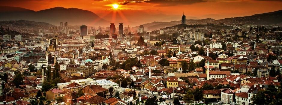 Panorama Sarajewo