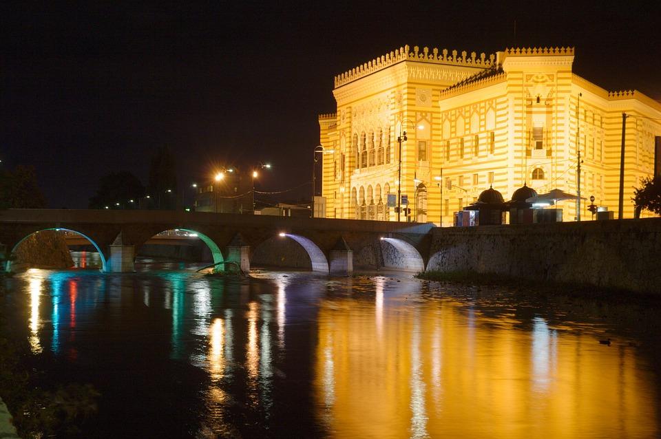 Miejski Ratusz Sarajewo