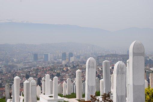 Cmentarz w Sarajewie