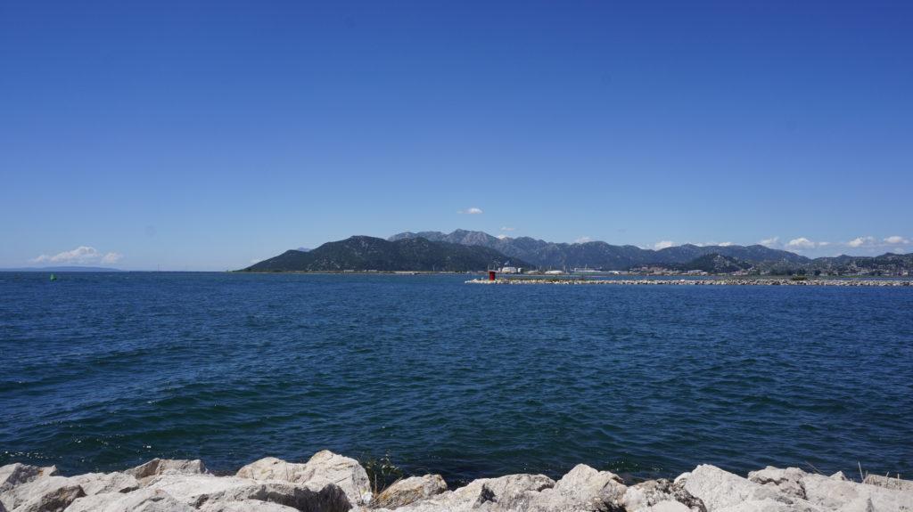 Ujście Neretwy do morza Adriatyckiego