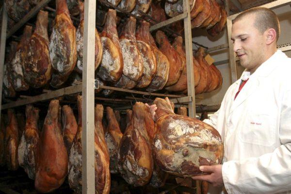 Dania Chorwacja, Prsut, chorwacja dania regionalne
