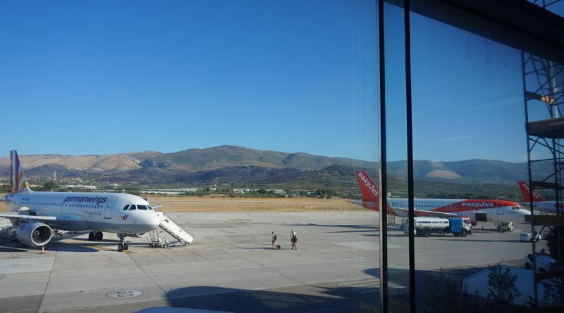 Lotnisko w Split