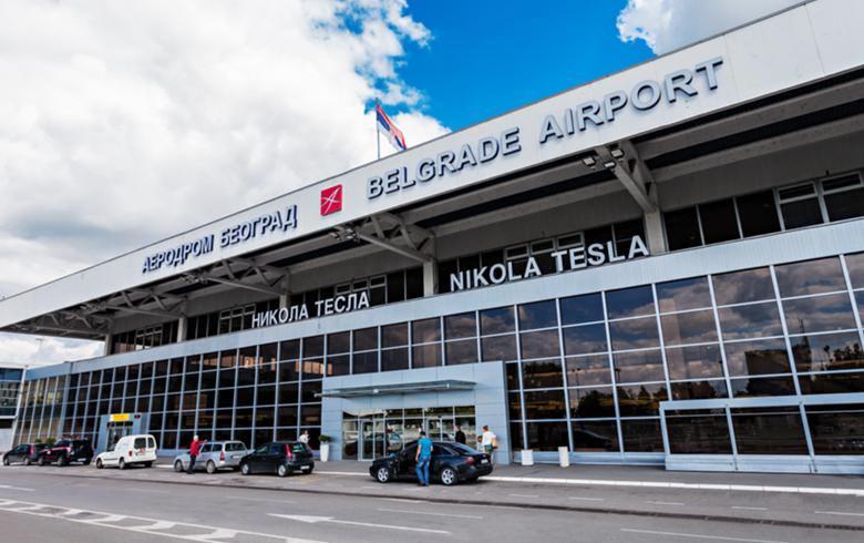 Lotnisko w Belgradzie im. Tesli