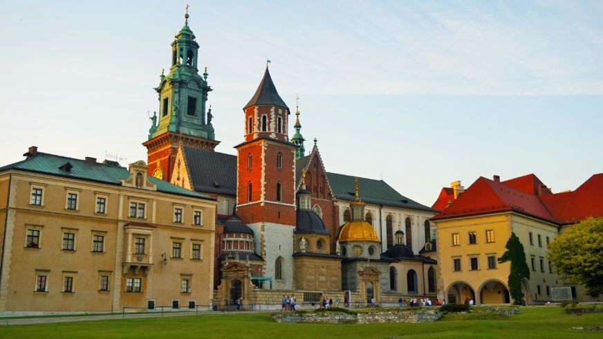 Magiczny Kraków, Wawel