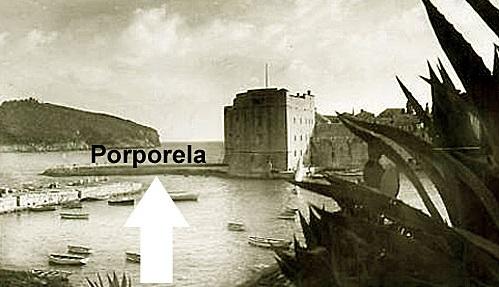 Dubrownik Porporela