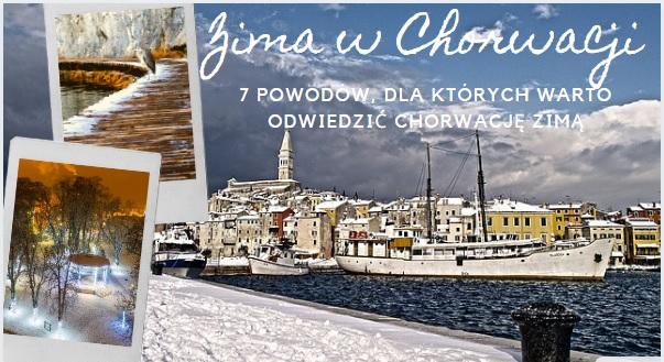 Chorwacja zimą