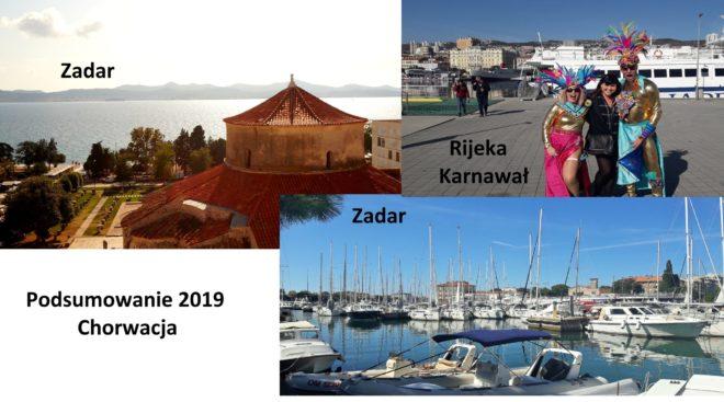 Podsumowanie 2019 roku Chorwacja