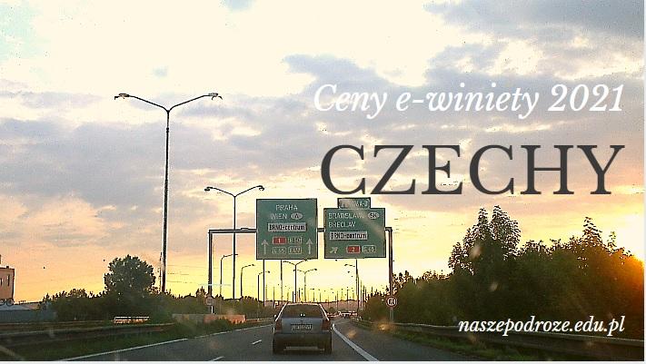 Winiety Czechy 2021