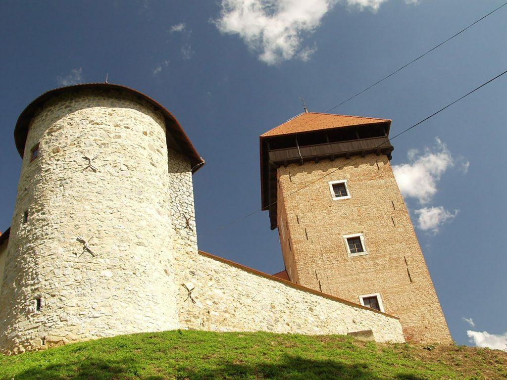 Gród Dubovac Karlovac