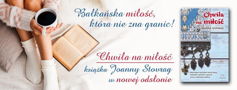 Chwila na miłość Joanna Stovrag