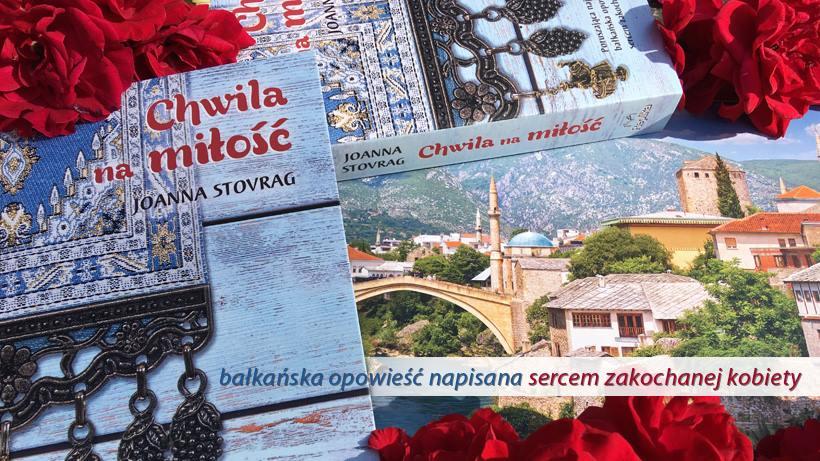 Chwila na miłość , Wojna na Bałkanach