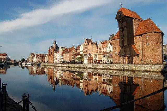 Atrakcje Gdańsk, Żuraw gdański