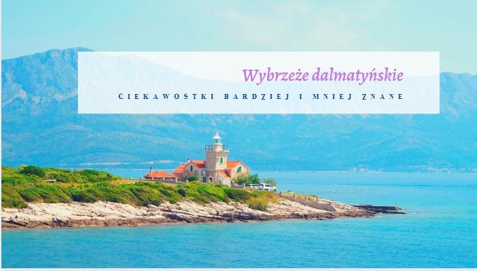 Wybrzeże dalmatyńskie