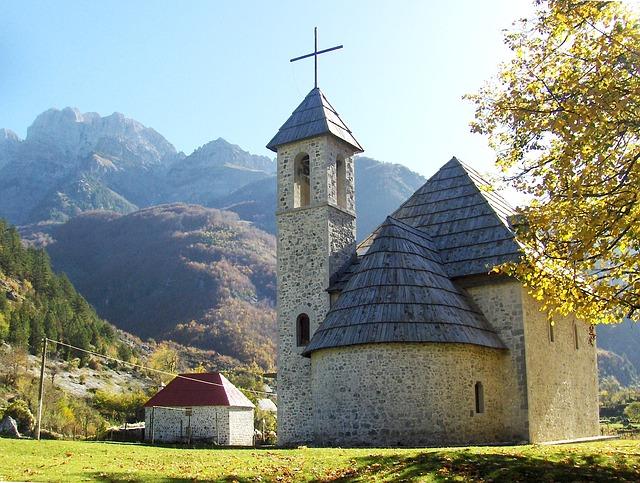 Albania wakacje, Theth