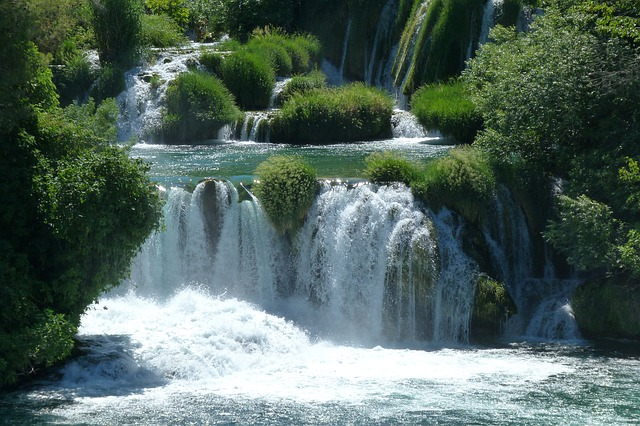 Wodospady Chorwacja