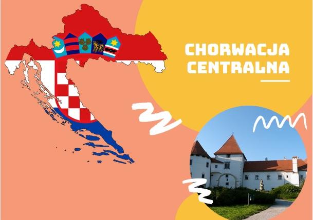 Chorwacja mapa