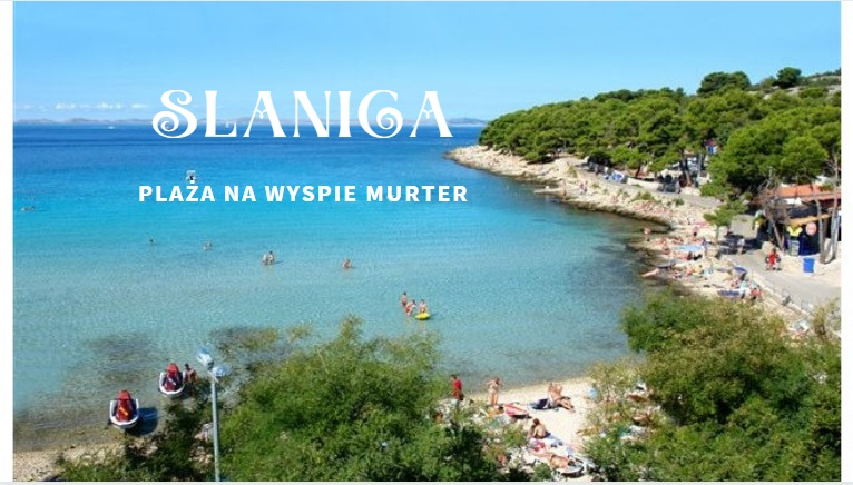 Plaża Slanica Murter