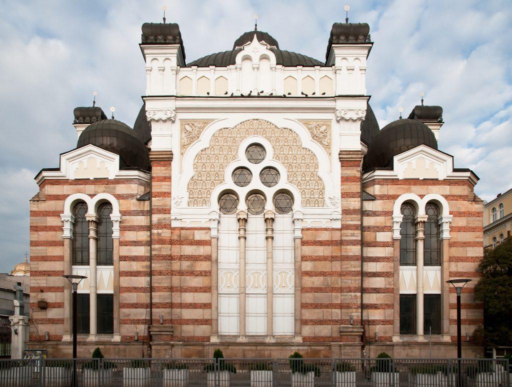 Synagoga w Sofii