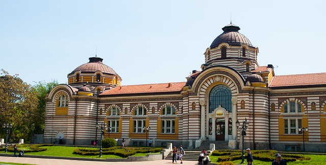 Łaźnie w Sofii