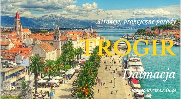 Trogir Chorwacja