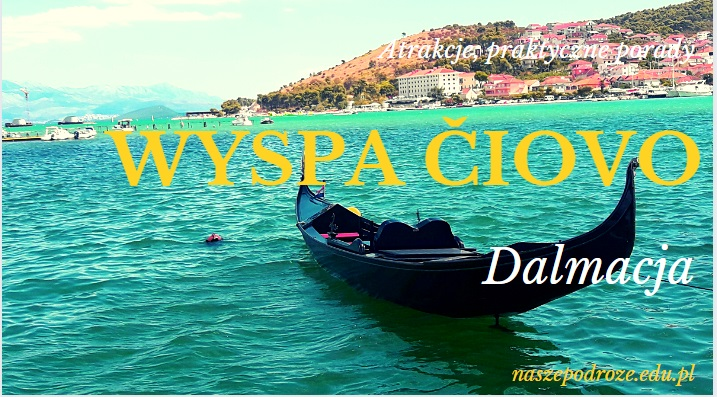 Wyspa Ciovo