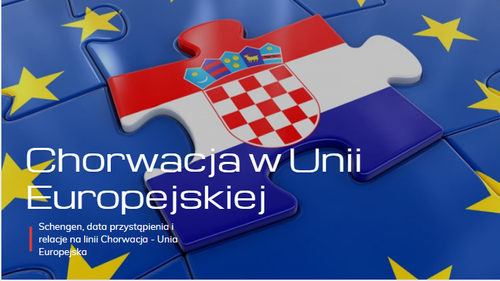 Chorwacja Unia Europejska
