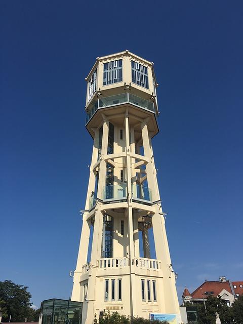 Wieża Ciśnień w Siofok