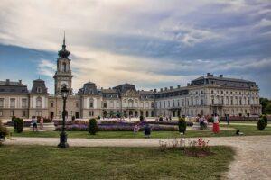 Pałac rodziny Festetics w Keszthely