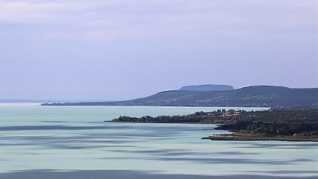 Plaże nad Balatonem