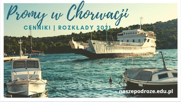 Promy Chorwacja 2021
