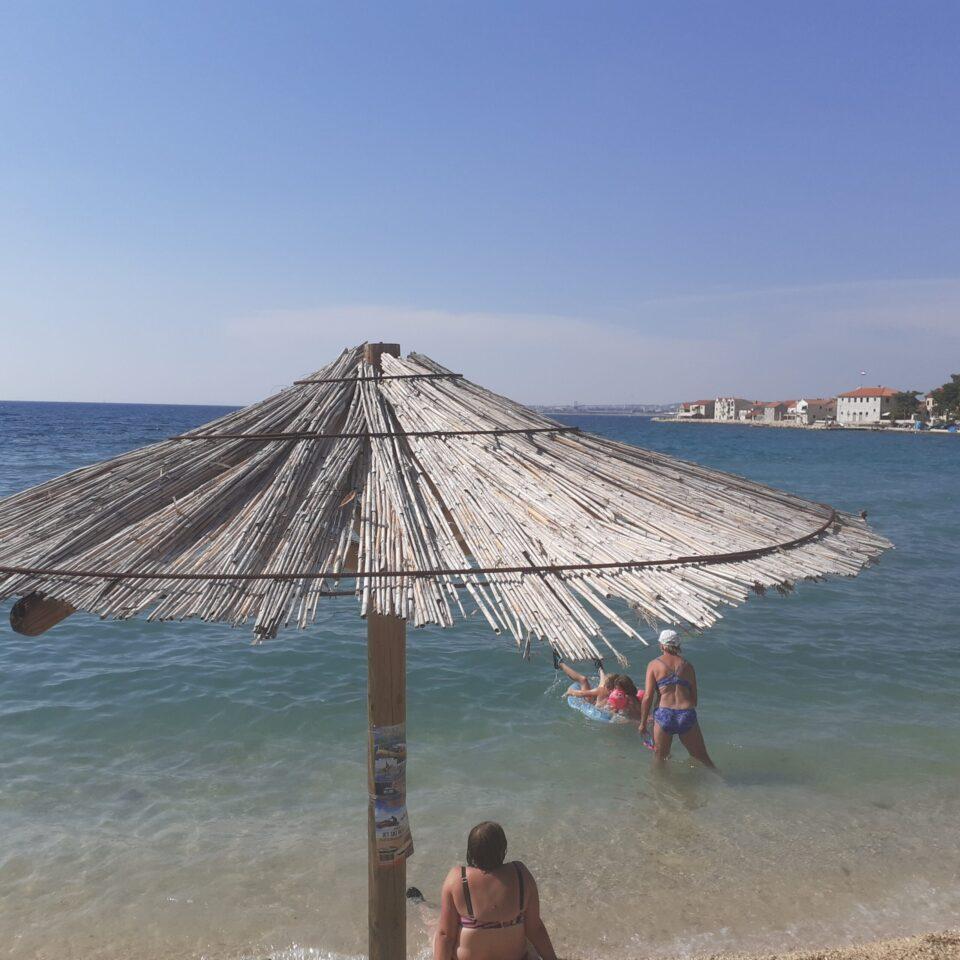 Plaże w Bibinje