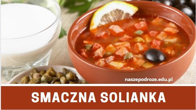 Solianka, solanka, rozyjska zuSolianka, solanka, rozyjska zupa, zupa na kacapa, zupa na kaca